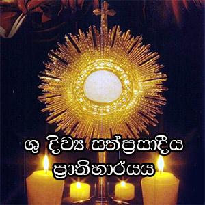 miracles in sinhala - prathiharyayan